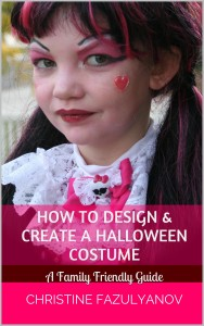 How to Design and Create a Halloween Costume Book Cover Final
