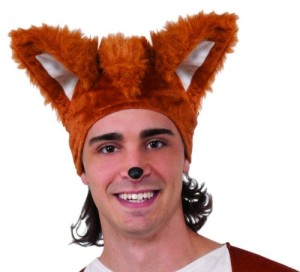What does the fox say hat