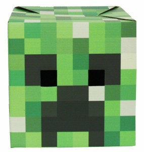 photo about Minecraft Mask Printable referred to as Minecraft is Relocating in direction of Be Sizzling for Boys Halloween Costumes