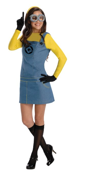minion costume  sc 1 st  The Costume Resource & How to Make an Easy Minion Halloween Costume | The Costume Resource