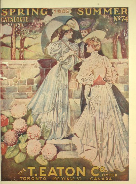 Eatons Cover 1906